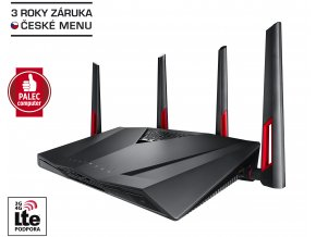 ASUS RT-AC88U - Dual-Band Wi-Fi Gigabit Router