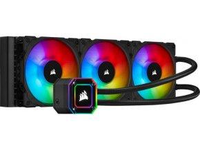 CORSAIR iCUE H150i ELITE CAPELLIX RGB 360mm vodní chlazení