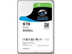 HDD 6TB Seagate SkyHawk 256MB SATAIII 5400rpm 3RZ