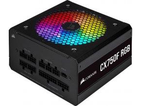 CORSAIR CX750F PSU 750W RGB 80+ Bronze
