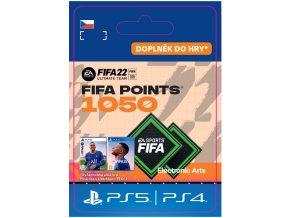ESD CZ PS4 - FUT 22 – FIFA Points 1050