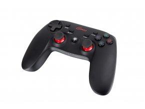 Bezdrátový gamepad Natec Genesis PV65, PS3/PC