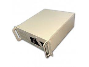 """DATACOM 19"""" Case IPC 4U/485mm Šedý bez PSU"""