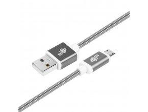 TB Touch kabel USB - micro USB, 1,5m, grey