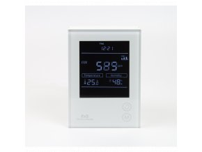 802345 mcohome cidlo teploty vlhkosti a co2 napajeni 230 v do uk krabice