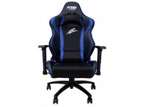 EVOLVEO herní křeslo, Ptero ZX Cooled, Blue