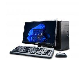 Premio Basic 310 S500 Home (i3-10100/8GB/500GB/DVD/W11H)