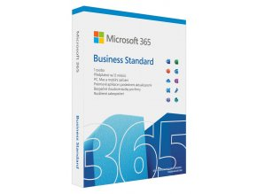 Microsoft 365 Business Standard P8 Mac/Win CZ