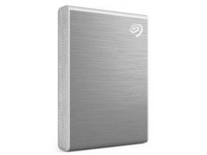 Ext. SSD Seagate One Touch SSD 1TB stříbrná