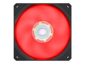 Cooler Master ventilátor SICKLEFLOW 120, červený