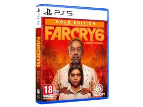 PS5 - Far Cry 6 GOLD Edition