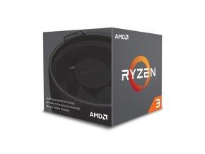 CPU AMD Ryzen 3 1200 4core (3,1GHz) Wraith Stealth