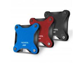 ADATA externí SSD SD600Q 480GB black