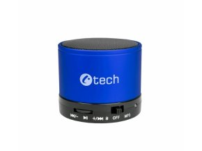repro C-TECH SPK-04L, bluetooth, modré
