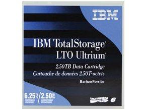 IBM LTO6 Ultrium 2,5/6,25TB