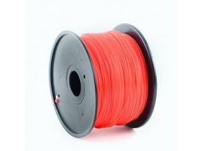 GEMBIRD Struna pro 3D tisk, PLA, 1,75mm, 1kg, 330m, červená