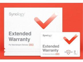 Synology Prodloužená záruka - EW202 - elektronická
