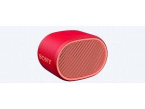 Sony bezdr. reproduktor SRS-XB01 ,BT,červený