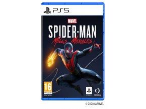 PS5 - Marvel's Spider-Man MMorales