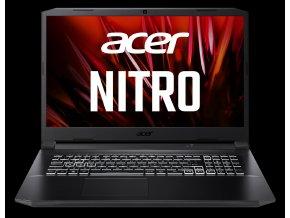 """Acer Nitro 5 - 17,3""""/i7-11800H/2*8G/1TBSSD/RTX3060/144Hz/W11 černý"""