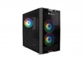 X-DIABLO Gamer 5 1650 RGB (i5-10400F/16GB/SSD 1TB NVME/GTX1650 4GB/W11/RGB)