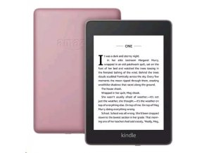 "E-book AMAZON KINDLE PAPERWHITE 4 2018, 6"" 8GB E-ink displej, WIFi, PLUM, SPONZOROVANÁ VERZE"