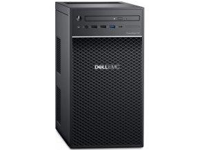 AKCE! Dell T40 E-2224G/16G/2x480G/2x2TB/DVDRW/1xGLAN/3RNBD