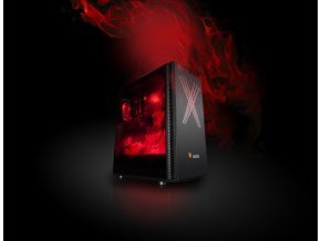 X-DIABLO Gamer X56 6600 (R5 5600X/16GB/SSD 1000GB NVME/RX6600/W11/Wifi/LED)