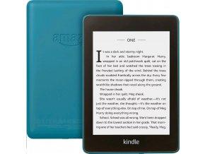 "E-book AMAZON KINDLE PAPERWHITE 4 2018, 6"" 8GB E-ink displej, WIFi, BLUE, SPONZOROVANÁ VERZE"