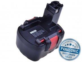 Baterie AVACOM BOSCH Ni-MH PSR 1200 12V 3000mAh, články PANASONIC