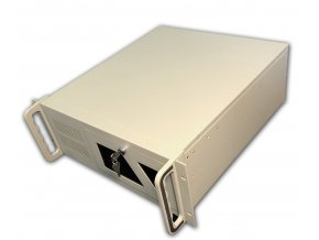 """DATACOM 19"""" Case IPC 4U/585mm šedý bez PSU"""