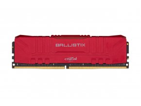 16GB DDR4 3600MHz Crucial Ballistix CL16 2x8GB Red
