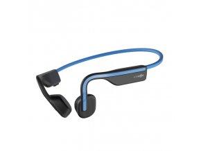 AfterShokz OpenMove, Bluetooth sluchátka před uši, modrá