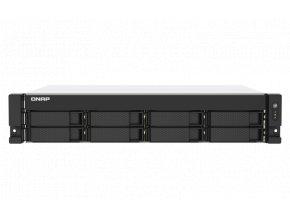 QNAP TS-853DU-RP-4G (2,7GHz / 4GB RAM / 8 xSATA / 2x 2,5GbE / 1x PCIe / 1x HDMI / 4x USB / 2x zdroj)