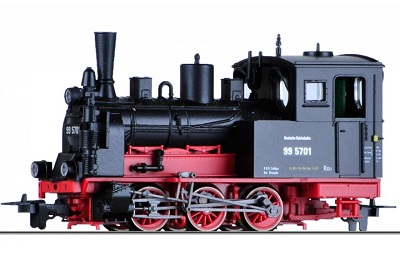 velikost H0m / úzkorozchodné lokomotivy 1:87