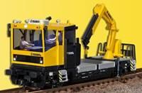 H0 - Drezíny, údržba trati