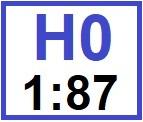 H0 1:87