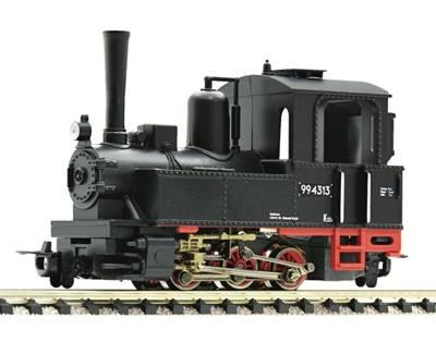 velikost H0e / úzkorozchodné lokomotivy 1:87