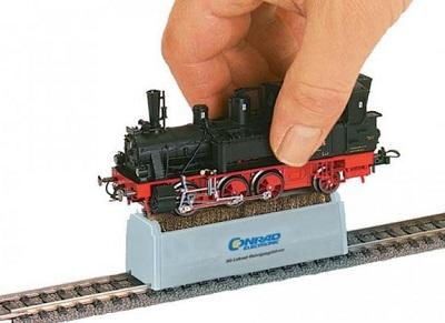údržba lokomotiv