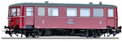 H0 - Motorové vozy a jednotky