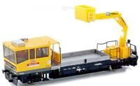 N - Drezíny, údržba trati