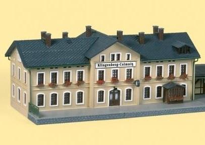 Drážní stavby
