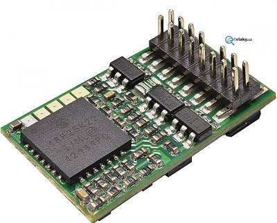 NEM658 - 16 pin PluX16
