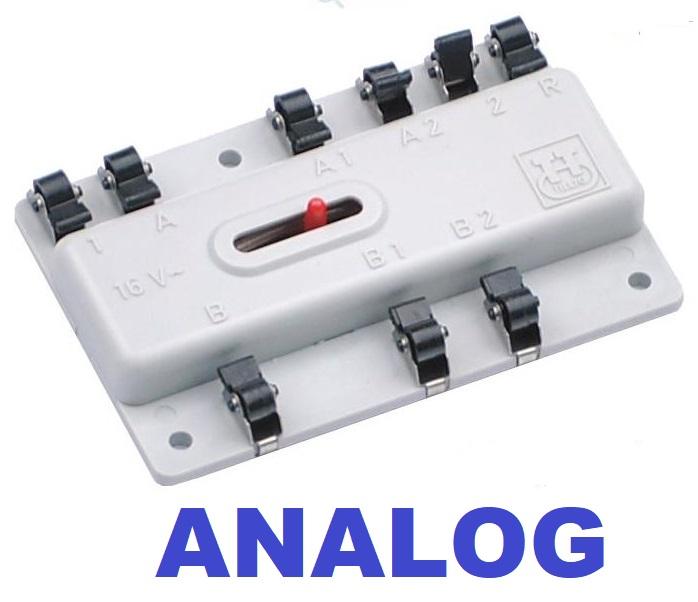Analogové elektronické moduly