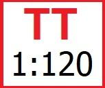 velikost TT 1:120