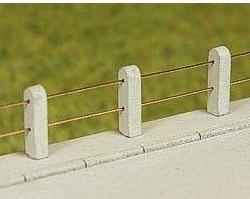 zábradlí a ploty