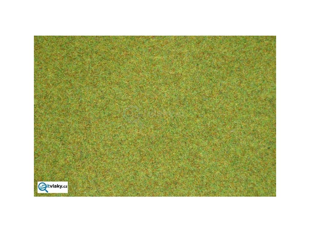 Travní koberec - letní louka  200x100cm / NOCH 00012