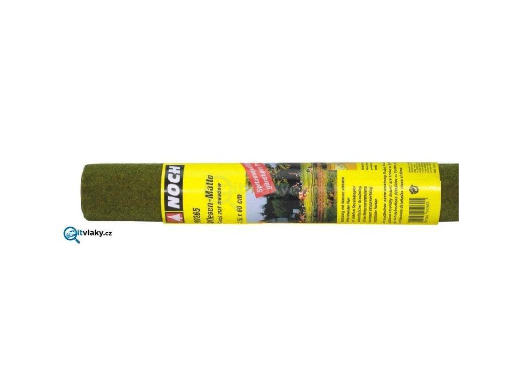 Travní koberec - luční louka  200x100cm / NOCH 00013