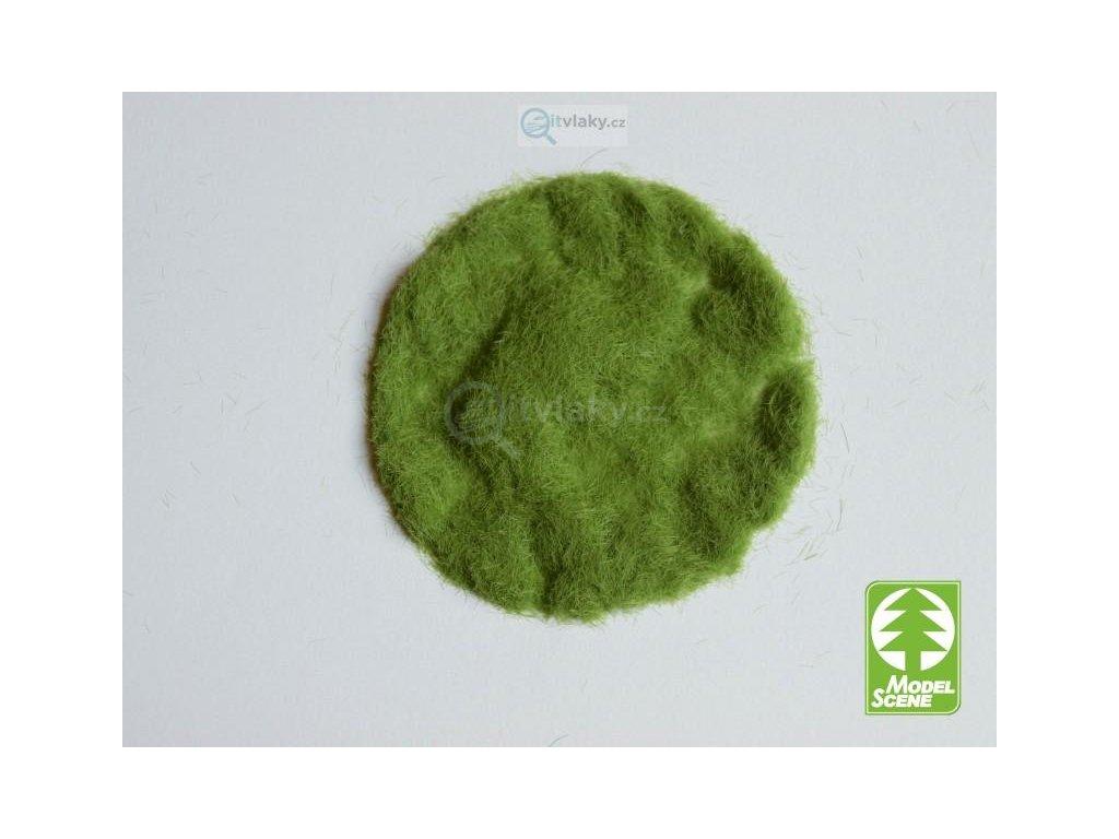Statická tráva 2mm, jarní, 50g / Model Scene 002-01