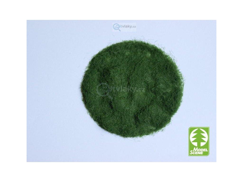 Statická tráva 2mm, zelená, 50g / Model Scene 002-2
